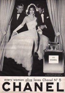 Vintage: Chanel No 5 - Fashion and Business