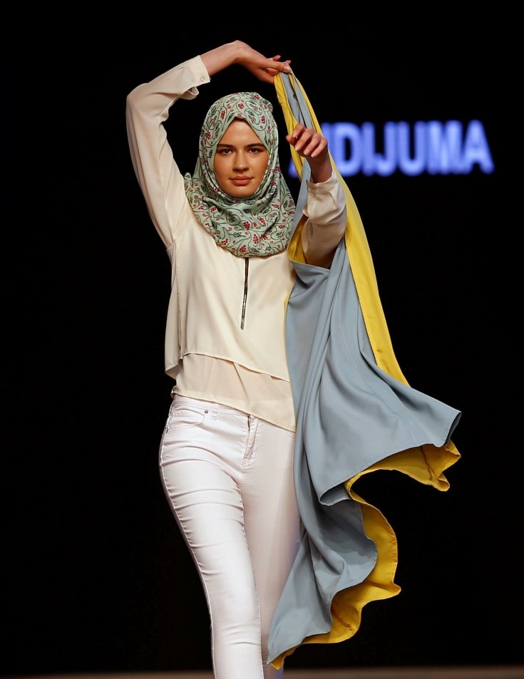 Istanbul Modest Fashion Islamic Dress