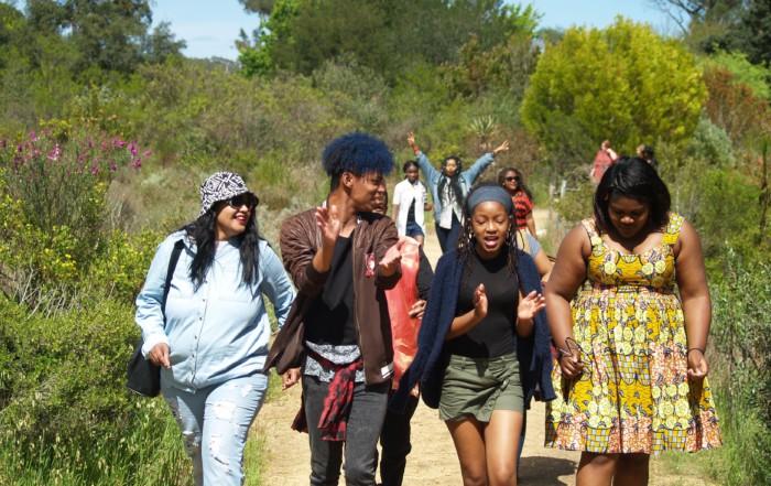 Gap Year : Stellenbosch nature reserve walk