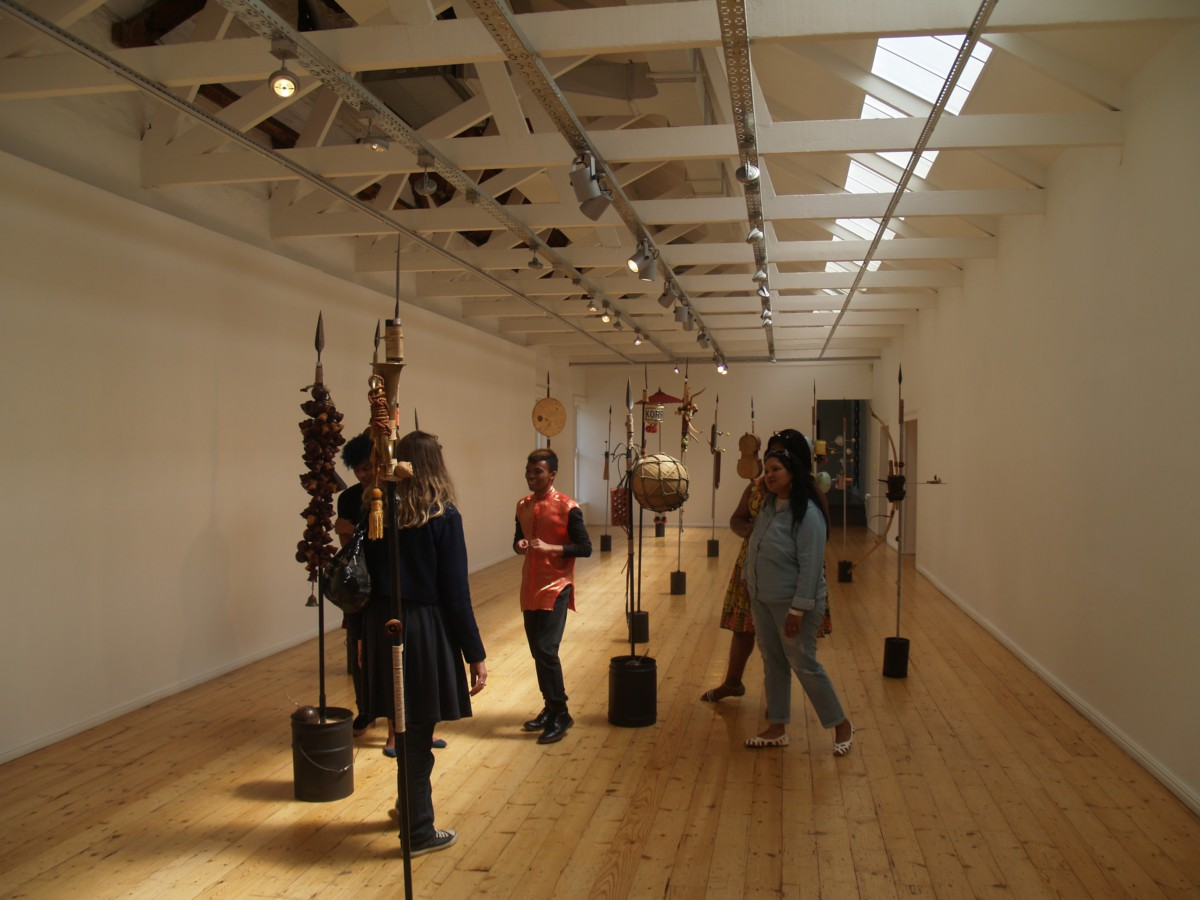 Gap Year : Stellenbosch art gallery