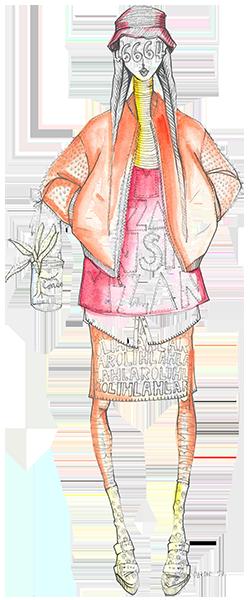 Careers in fashion   Elizabeth Galloway