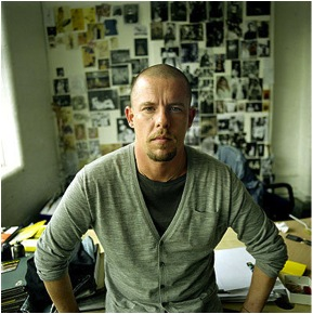 Alexander McQueen himself - Elizabeth Galloway