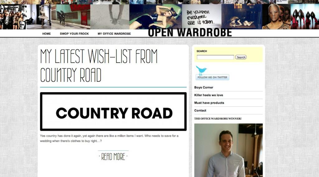 openwardrobe fashion blogger