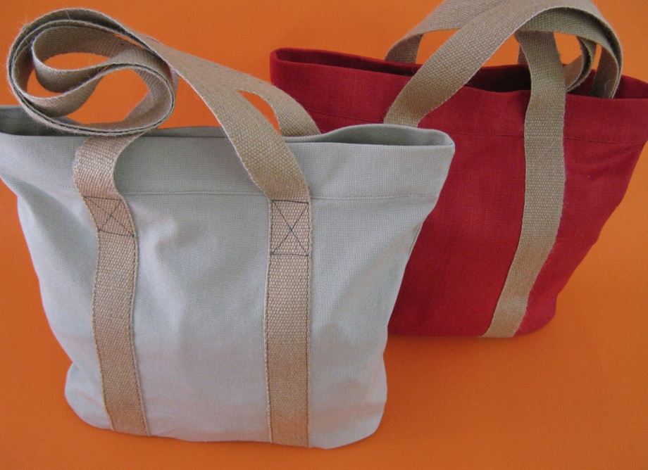 How to make a tote bag  8d308c294b325