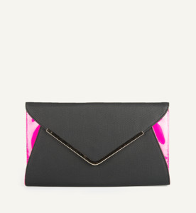 Neon clutch - Woolworths