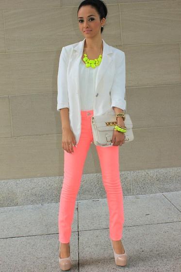 Neon pant