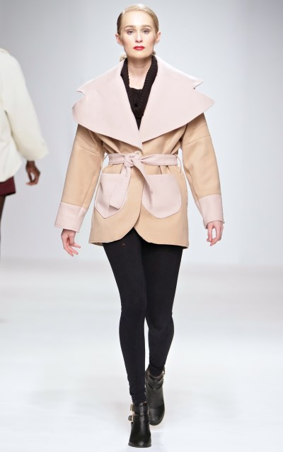 Elizabeth Galloway 2nd Year Coats
