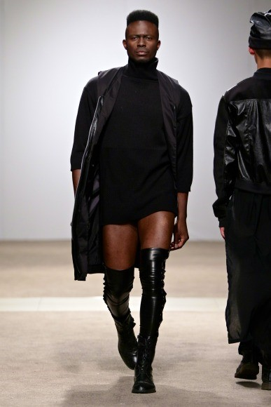 menswear week kim gush