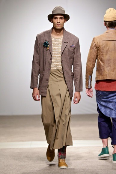 menswear week ALC