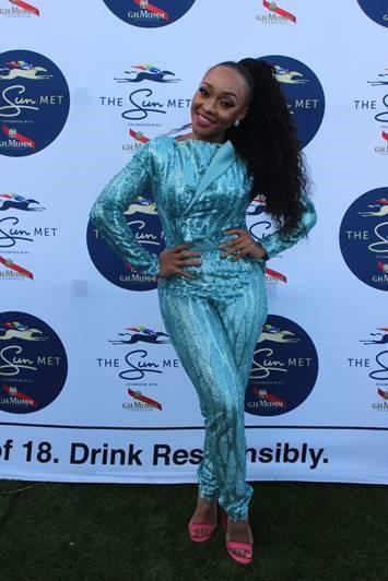 J&B Met Fashion: Thando Tambhete
