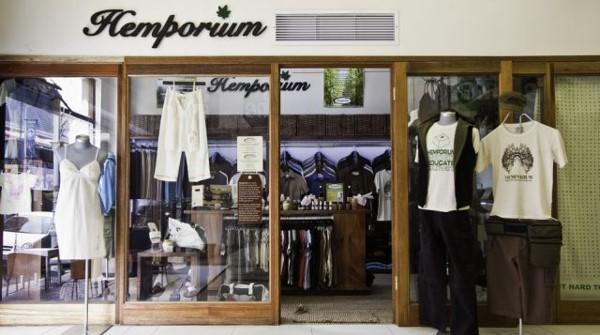 eco friendly Hemporium Cape Town